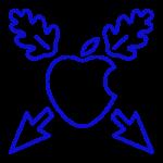 10-manzana-azul